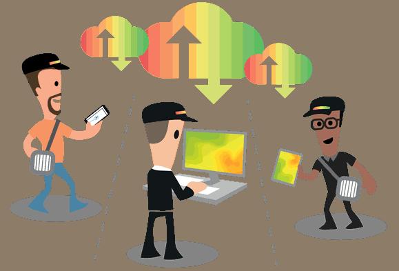 illustration project collaboration